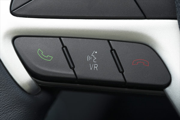 automotive telematics phone buttons
