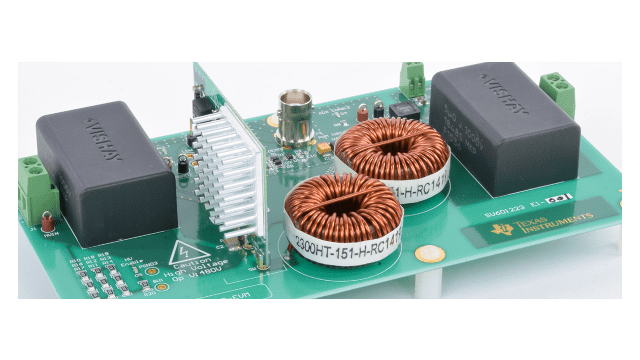 gan-gallium-nitride-fet-power-device-board