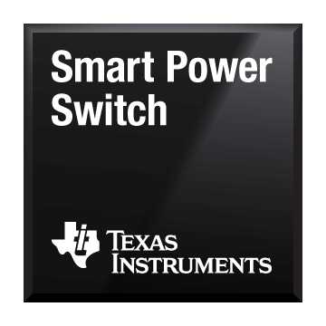 black chip shot smart power switch texas instruments