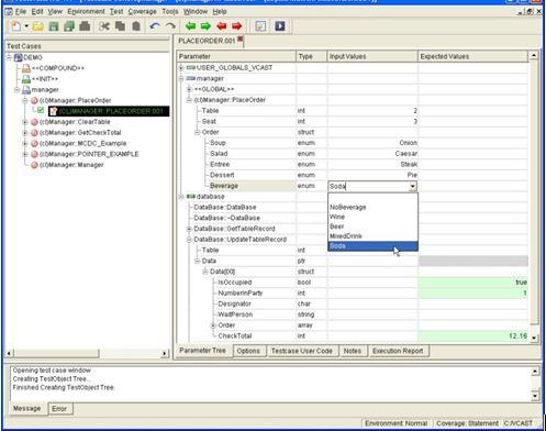 VectorCAST/C C++™ - Vector Software - TI