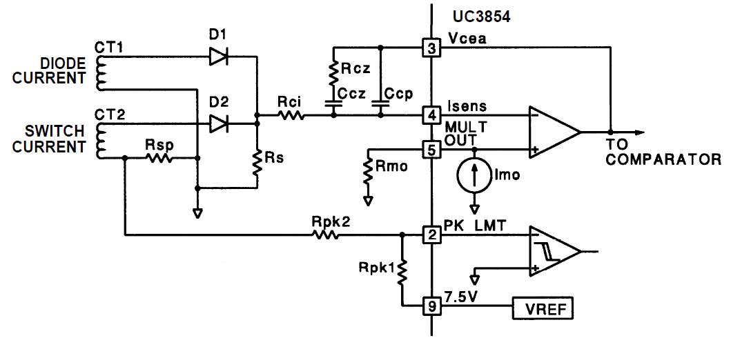 uc2854b-ep | 功率因数校正