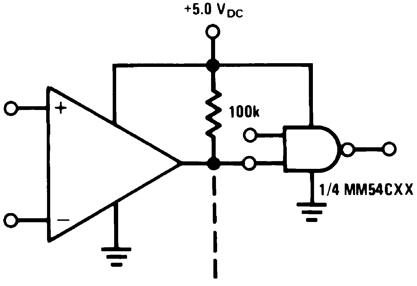 Lmv393 N Difference Between Cmos And Ttl Circuitary Logics Vidnis Driving