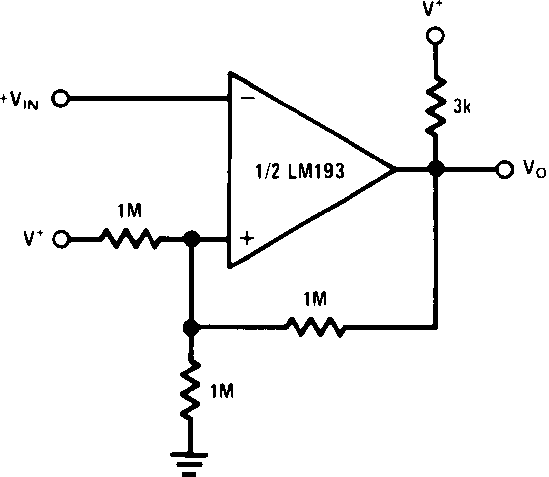 Comparator Oscillator Circuit By Lm311