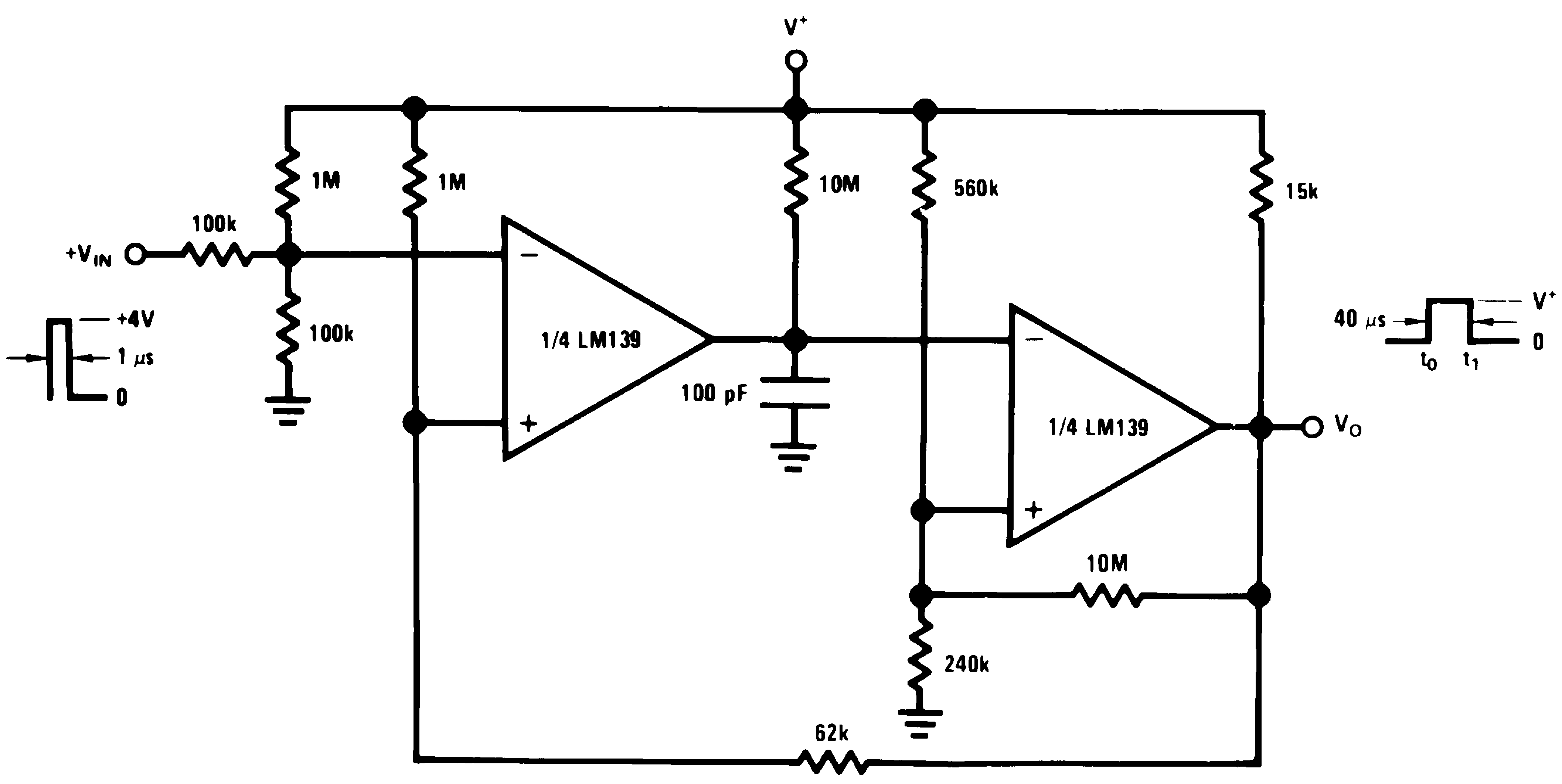 Lm339 Comparator Schematic Trusted Wiring Diagrams Circuits Examples Tutorial Mil Ti Com Cn Transistor