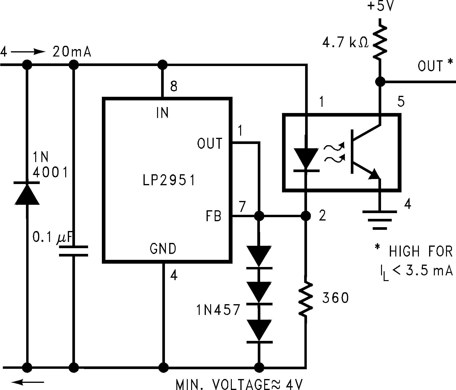 Lp2951 N Open Circuit Characteristics Lp2950 854615 Figure 52